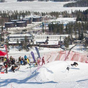 Banked Slalomin SM-kisat järjestetään viime vuoden tavoin myös tänä vuonna Kuopion Tahkolla.