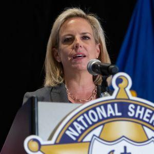Yhdysvaltain kotimaan turvallisuudesta vastaava ministeri Kirstjen Nielsen jätti tehtävänsä sunnuntaina.