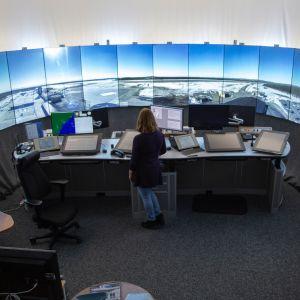 Sundsvall etälennonjohto remote tower