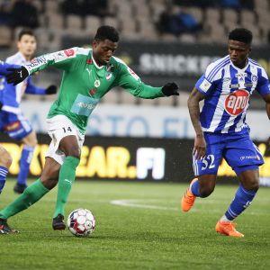 HJK vs IFK Marianhamina