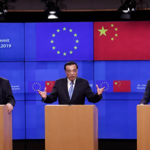 EU-Kiina