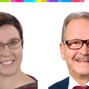 Vasemmistoliiton Merja Kyllönen ja SDP:n Raimo Piirainen palasivat eduskuntaan maakunnan ainoina kansanedustajina.