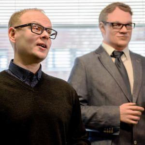 Antti Ollikainen, Keskustan Pohjois-Pohjanmaan piirin toiminnanjohtaja.
