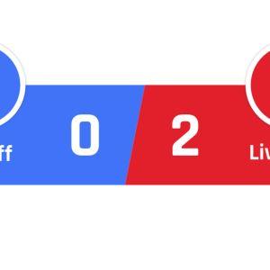 Cardiff - Liverpool 0-2