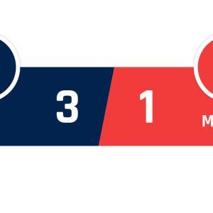 PSG - AS Monaco 3-1