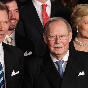 Luxemburgin suurherttua Jean
