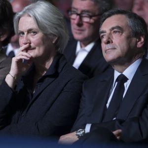 François ja Pénélope Fillon