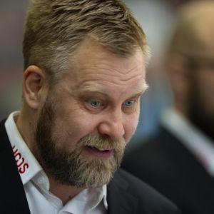 Mikko Manner kuvassa
