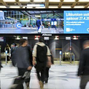 HSL:n vyöhykeuudistus myllää pääkaupungin joukkoliikenteen lauantaista alkaen.