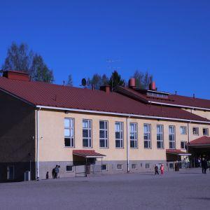 Oitin koulun vanha päärakennus