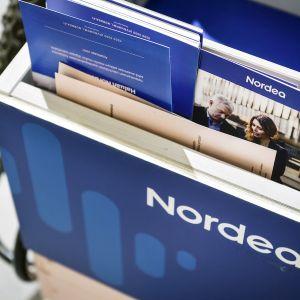 Nordean yhtiökokous Helsingissä.