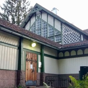 Turun Biologinen museo.