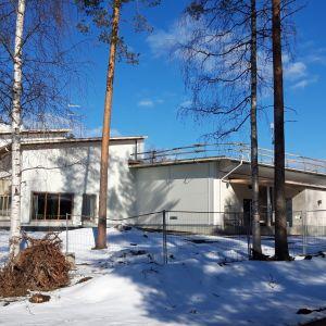 Onttolan uusi koulu on otettu käyttöön Kontiolahdella.