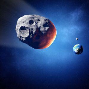 DCTN9R Asteroid