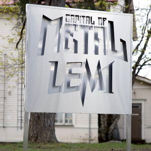Capital of Metal kyltti
