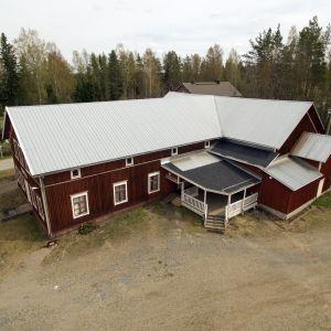 Jurvan Kirkonkylän Nuorisoseuran talo