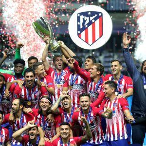 Uefa Super Cup Atletico Madrid