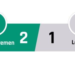 Werder Bremen - Leipzig 2-1