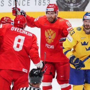 Venäjä Ruotsi