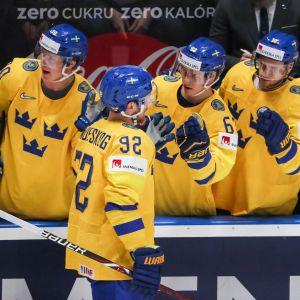 Ruotsin jääkiekkomaajoukkue
