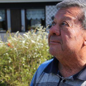 Guatemalasta Meksikon ja Chilen kautta Suomeen päätynyt Oscar Peréz on kotiutunut Lietoon.