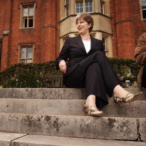 Theresa May vuonna 2003