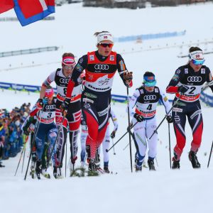 FIS haluaa, että Tour de Skin viimeinen etappi hiihdetään tulevana kautena yhteislähtökisana. Viime talvena viimeistä edellinen etappi oli yhteislähtökisa ja viimeinen takaa-ajokisa.