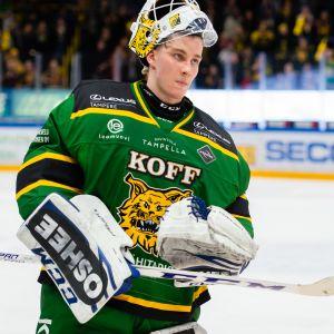 Lukas Dostal siirtyi hlmikuussa HC Kometa Brnosta lainalle Ilvekseen.