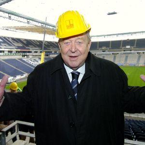 Lennart Johansson vuonna 2004.
