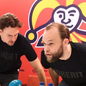 Sami Lepistö Antti Niemi