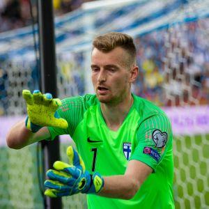 Lukas Hradecky