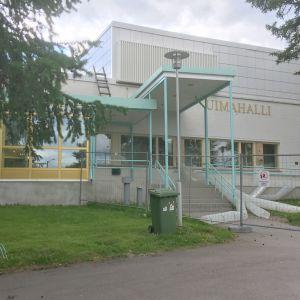 Pikku-Saimaa -uimahalli Savonlinnassa