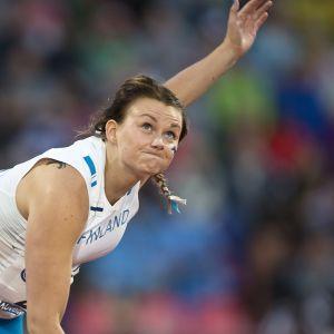 Jenni Kangas, 2016 Ruotsi-ottelu