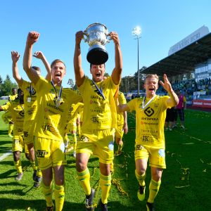 Ilves Suomen Cup voitto