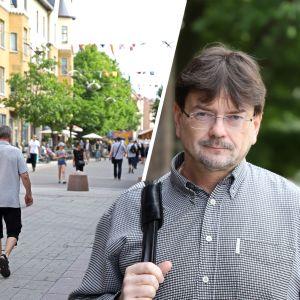 Turun kävelykatu ja Eero Laesterä