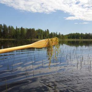 Airo järvi soutu