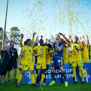 Ilves Suomen Cupin finaali 2019