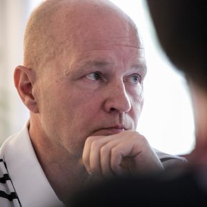 Kansanedustaja Jussi Wihonen