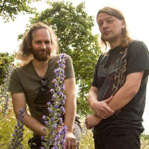 Jere Nieminen ja Kalle Hermansson