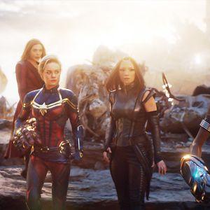 stilli elokuvasta Avengers: Endgame