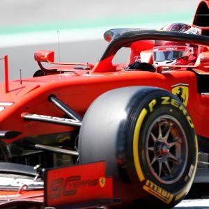 Charles Leclerc nappasi uransa toisen paalupaikan.