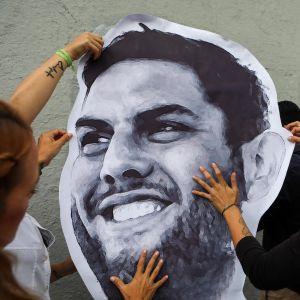 Juan Requesens on ollut vangittuna 7. elokuuta 2018 lähtien.