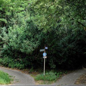 Kuvassa epäilty tapahtumapaikka.