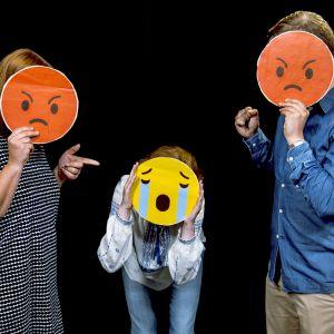 emojit tunteet kulttuuri
