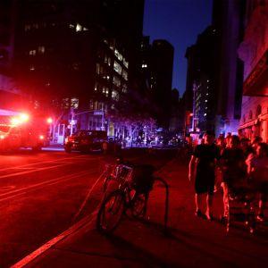 Manhattan, sähkökatko
