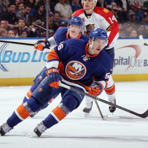 John Persson, New York Islanders 2014