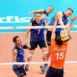 Suomen miesten lentopallomaajoukkue hakee elokuussa historiansa ensimmäistä paikkaa olympialaisiin Kiinassa pelattavassa karsintaturnauksessa.