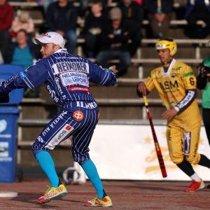 Janne Heimonen, Vimpelin Veto.