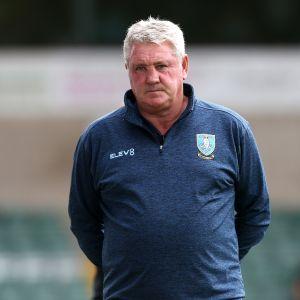 Steve Bruce valmensi päättyneellä kaudella Sheffield Wednesdayä.