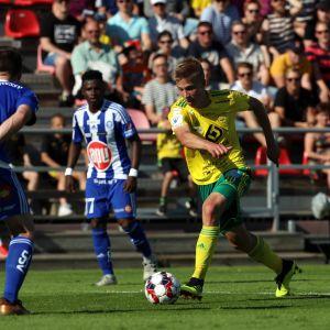 Ilveksen Lauri Ala-Myllymäki jatkoi hurjaa virettään HJK:ta vastaan Daniel O'Shaughnessyn estelyistä huolimatta.